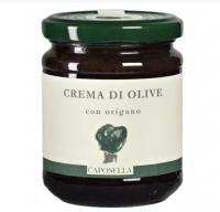 CAPOSELLA - Crema di olive con origano