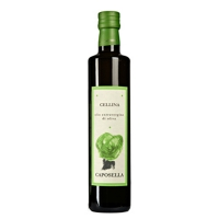 CAPOSELLA - Extra virgin olive oil Cellina 500 ml