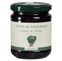 CAPOSELLA - Olive al naturale Cellina di Nardò