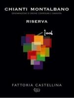 FATTORIA CASTELLINA - Chianti Montalbano DOCG Riserva 2007