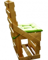 PALM DESIGN – Pallet chair