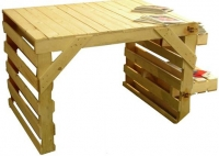 PALM DESIGN – pallet Table