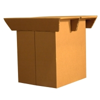SABOX – Cardboard Side Table